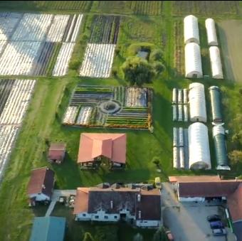 克罗地亚精致小农场