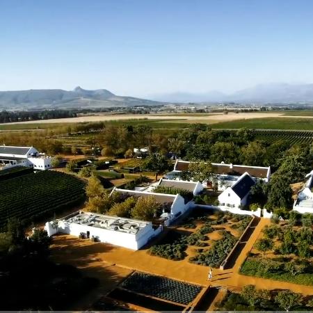 南非高级农场案例